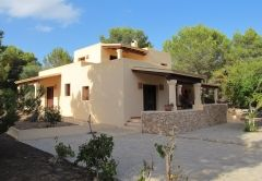 CASA CAN SA RONDALLA - 4 bedrooms, Playa Migjorn