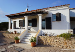 CASA CAN STEFI - 3 bedroom house SEA VIEW, Playa Migjorn