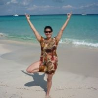 Inge Schöps: Yoga Teacher, Author & Coach in Cologne and Formentera