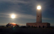 La Mola lighthouse