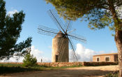 Windmill of La Mola