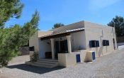 CASA VICENTE SERRA, 3 bedroom house, Es Pujols