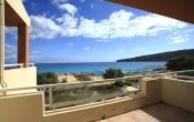 SES BASSES, 1 bedroom SEA VIEW apartments, Es Calo