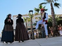 Traditional Dancing in Formentera
